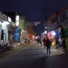 Pushkar - after Dark