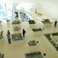 Inside Heydar Aliyev Center